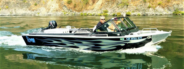 Inboard Jet Boat | Power Train Availability | Fast Water Aluminum