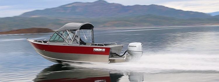Yukon 185 Series Rogue Jet Boatworks